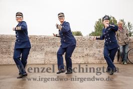 Magdeburger Kulturnacht |  Auftritt der Theaterbalettschule