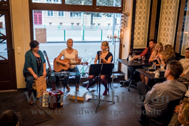 Magdeburger Kulturnacht | Drive Darlings im Strudelhof