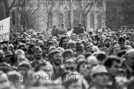 Demo 4. November 1989 |  Domplatz