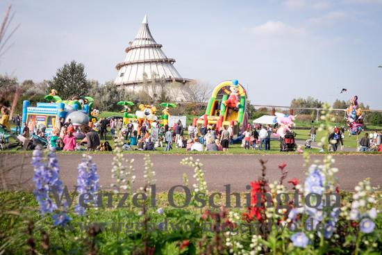 Drachenfest im Elbauenpark Magdeburg
