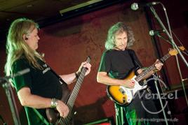 Zum 50jährigen: Engerling Blues-Band im Studentenclub Baracke