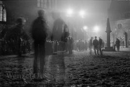 Wende 1989 Magdeburg  | Friedensgebet | Dom  |  Montagsdemonstration