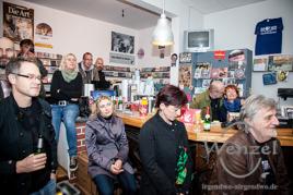 """Cynthia Nickschas mit """"Kopfregal"""" -  Gig im Hot Rats Magdeburg"""
