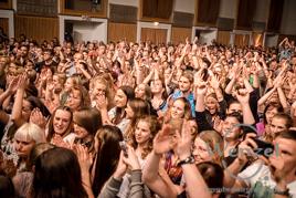"Revolverheld  ""IMMER IN BEWEGUNG"" Tour  –  AMO Magdeburg"