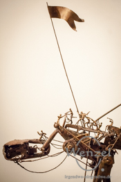 Thomas Andrée – Malerei, Objekte und Skulpturen - Ausstellung  Kunstwerkstatt Buckau