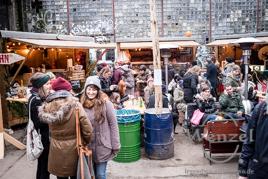 Vorweihnachtliches Abenteuer: Holy Heimat – Revaler-Straße, Berlin
