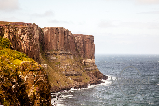 Isle of Skye –  Kilt Rock