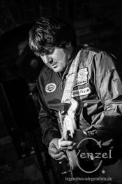 Surfer Joe – ein Hauch Karibik im bluenote Magdeburg