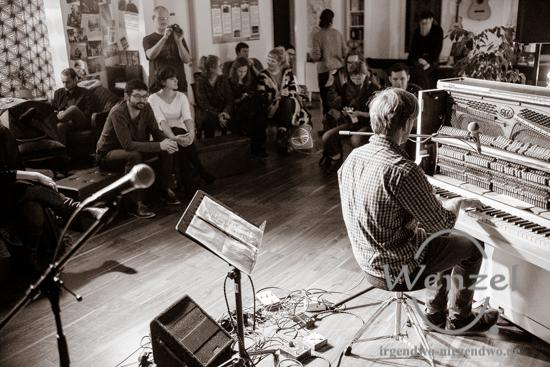 Singer-Songwriter-Abend im Kulturkollektiv  –  Steffen Wilhelmi