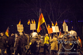 MAGIDA vs. NO MAGIDA – Magdeburg demonstriert – 23. 2.2015