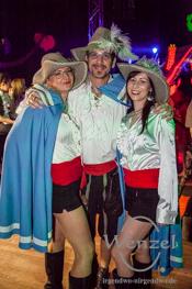OTTO vernascht im Märchenwald -   Karneval im Alten Theater Magdeburg