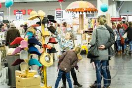 """Kreativmarkt """"Handgemacht""""  -  Messe Magdeburg"""