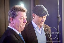Oberbürgermeister -  Wahl Magdeburg 2015