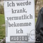 MAGIDA vs. NoMAGIDA - Magdeburg demonstriert
