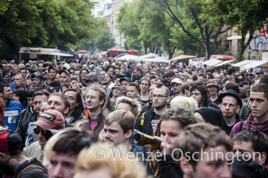 Karneval der Subkulturen - Berlin 2015
