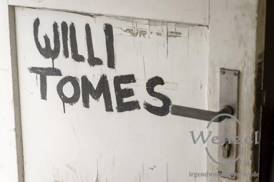 Willi Tomes und die etwas andere Leidenschaft für Vinyl - 48 Stunden Neukölln