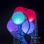 Lichtinstallationen von Sebastian Noe