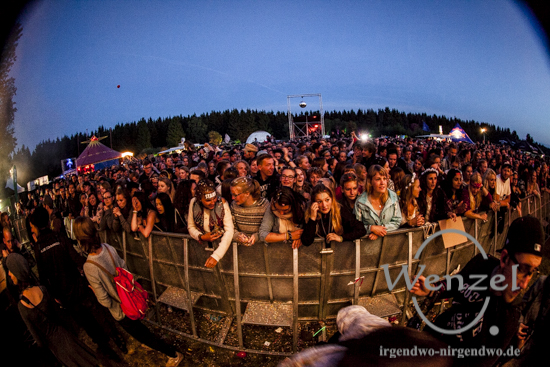 AnnenMayKantereit - Rocken am Brocken 2015