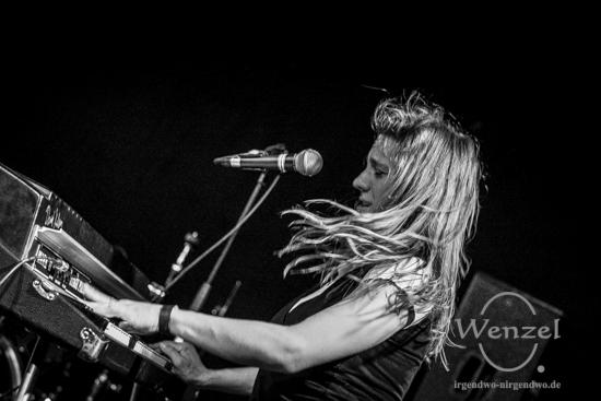 Duo Handinhand beim Festival Gundis Lieder – Gundis Themen im freiLand Potsdam