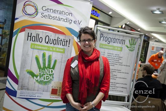 Gründermarkt Magdeburg 2015
