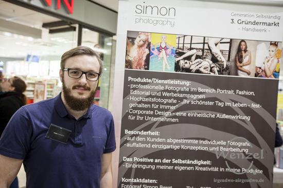 Simon Photography -  Gründermarkt Magdeburg 2015