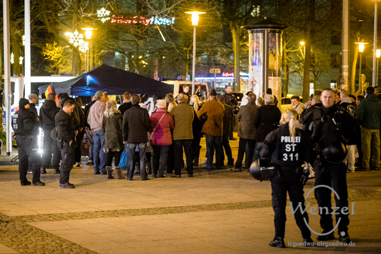 VERDI-Jugend vs. MAGIDA - Magdeburg ist bunt
