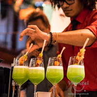12. Magdeburger Cocktailmeisterschaft im Maritim Hotel
