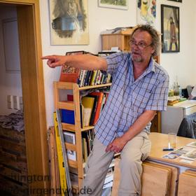 Kunstwerkstatt Buckau | Jürgen Hänel