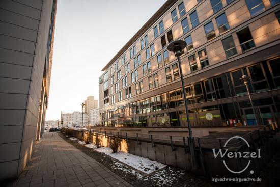 City Carré - Blickwinkel Magdeburg