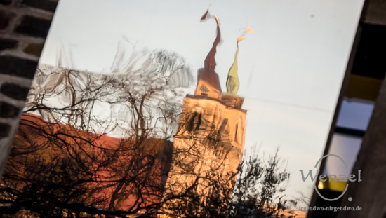 Kloster Unser Lieben Frauen - Blickwinkel Magdeburg