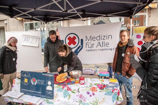 """8. Meile der Demokratie – Magdeburg ist """"Eine Stadt für Alle"""""""