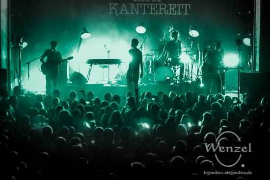 AnnenMayKantereit - Konzert Factory Magdeburg