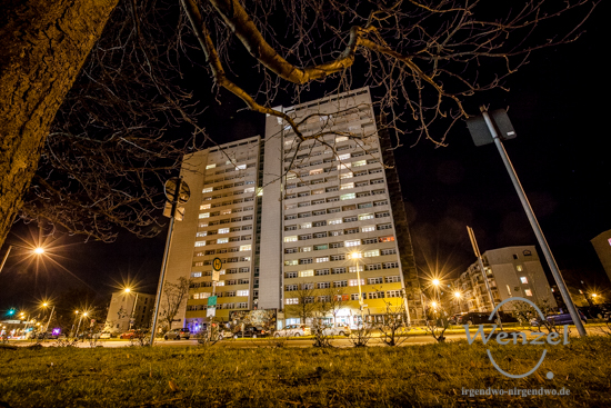 Magdeburg - Großstadtlichter