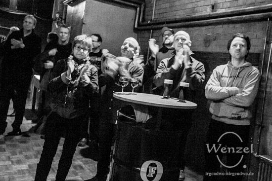 Delta Moon –  groovender Southern Roots Rock – Konzert Feuerwache Magdeburg