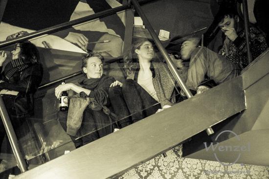 Tom Klose & Bender & Schillinger – Konzert  Café Central Magdeburg