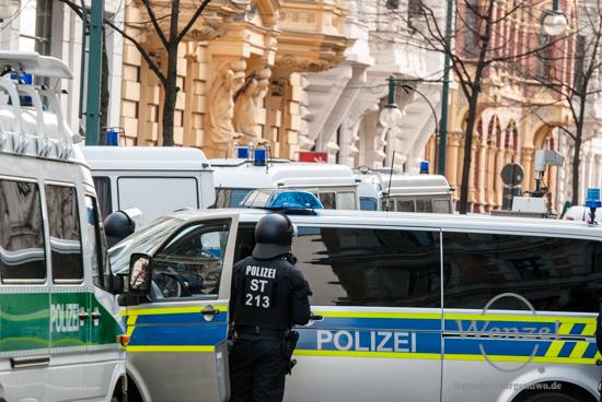 """""""Keine Alternative"""" zur  ALTERNATIVE –  Magdeburg demonstriert"""