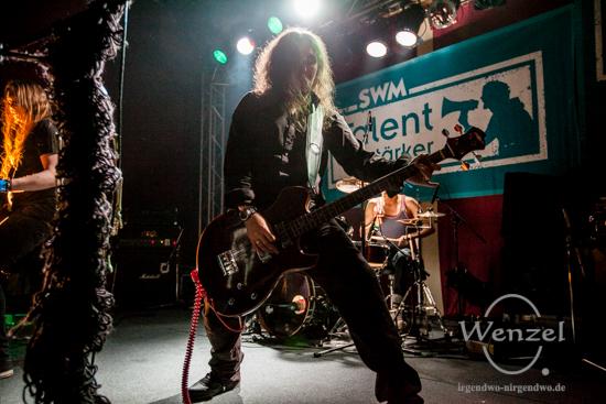 Fatman Strikes  – 2. Vorausscheid SWM TalentVerstärker