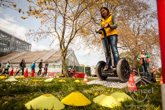 """Nachhaltigkeit und ökologisches Verhalten standen im Mittelpunkt der """"Grünen Messe bei Gruson"""""""