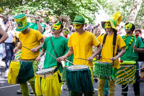 Karneval der Kulturen - Berlin Kreuzberg