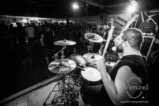 ADDITIONAL TIME - Monday Bash by Prison Riot Magdeburg