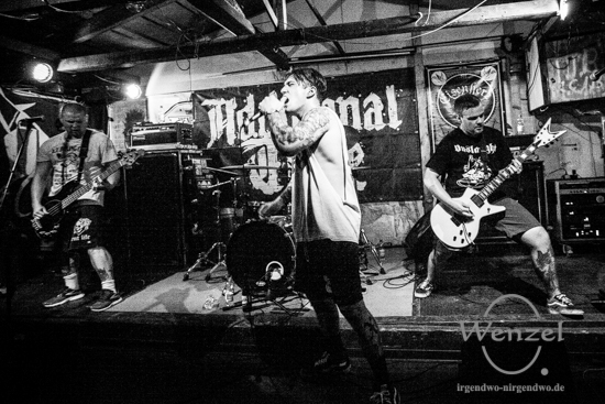 CROSS ME - Monday Bash by Prison Riot Magdeburg