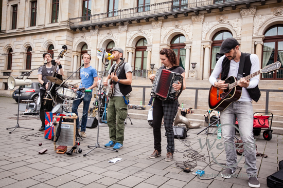 La-Boum - buskers – Straßenmusikfestival Braunschweig