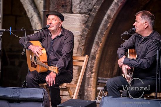 Schneefrühling - Lieder und Geschichten der Brüder Martin und Thomas Rühmann in der Liebfrauenkirche Halberstadt