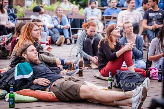 Gartenkonzert mit Loop Motor – Datsche –  Fotos Wenzel Oschington