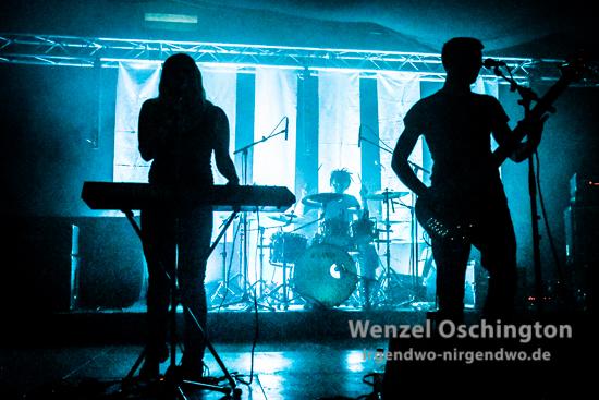 ORWOhaus - Festival 2016 - Golgi Complex –  Foto Wenzel-Oschington.de