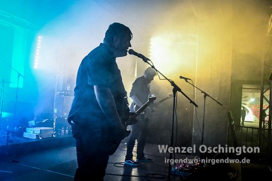 ORWOhaus - Festival 2016 - Cedric –  Foto Wenzel-Oschington.de