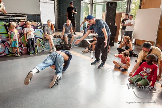 ErnteFunkFest, Buckau,  HOT Alte Bude, Freiwilligenagentur Magdeburg, Martin Hoffmann –  Foto Wenzel-Oschington.de