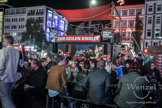 Reeperbahn Festival 2016 - Impressionen Mittwochabend –  Foto Wenzel-Oschington.de