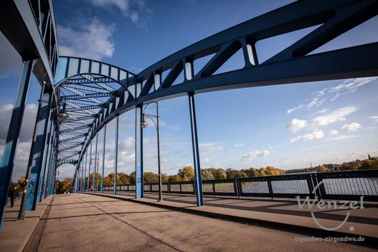 Herbst Spaziergang Rotehornpark Magdeburg –  Foto Wenzel-Oschington.de