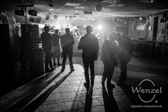 Lucifer Star Machine, The Ape Escape, Magdeburg, Studentenclub Baracke –  Foto Wenzel-Oschington.de